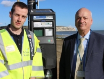 Parking Terminal Reliability Boosted on the Isle of Wight