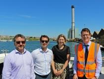 Sussex Property Professionals Dive Deep into Port's Plans