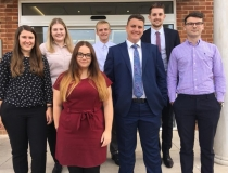 'Platinum' Accountancy Firm recruits 11 new trainees over the last 12 months