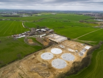 EAU Expertise Helps Biomethane Plant Get Set to Serve 6,000 Homes