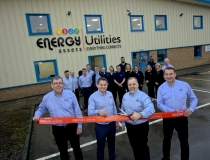 EAU (Scotland) Invests in Stirling Base as Springboard for Growth