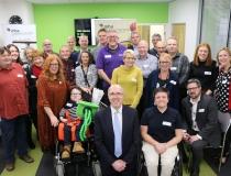 Anniversary Year Raises £35,000 for Local Charities