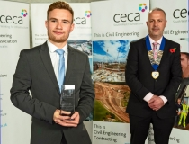 Award Winning Placement for Plymouth Student