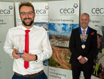 Rising Stars of Civil Engineering named by CECA South West