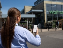 Waitrose adds Flowbird App to shopping basket